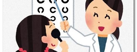 結膜炎 視力検査