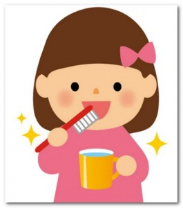 子供 歯磨き