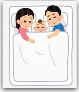 子供の理想的な睡眠時間